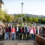 ELECCIONS MUNICIPALES 2015 PSOE BETANZOS